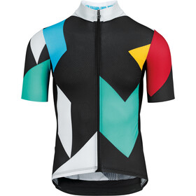 assos Fast Lane Rock SS Jersey Men booster